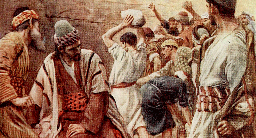 Saul, Persecutor of Christians