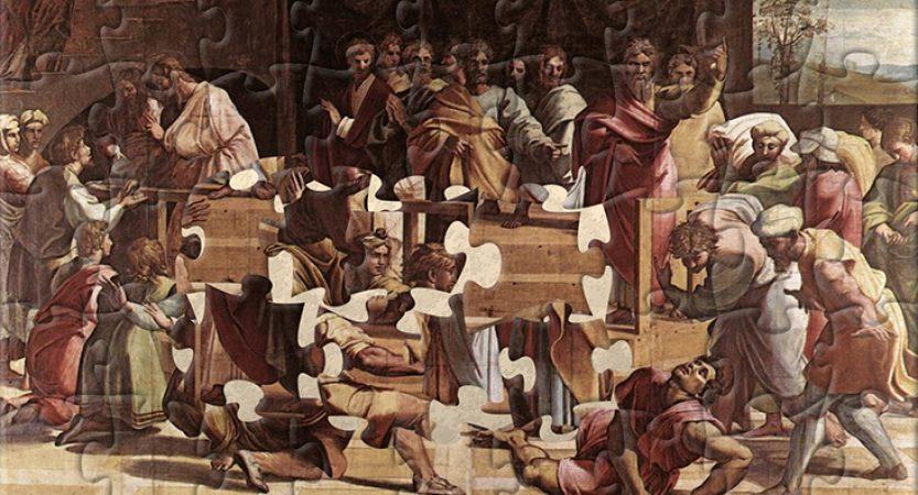 Understanding Ananias and Sapphira
