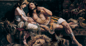 Betrayal in the Life of Samson