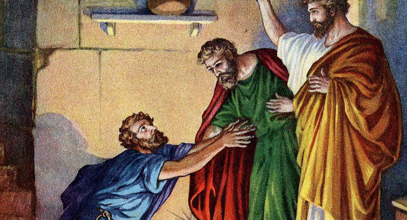 The Berean Incident: Who Was Silas?
